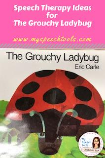 Grouchy Ladybug ideas