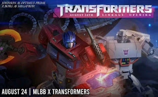 3 Rumored Transformer Characters Will Come to Mobile Legends Game!