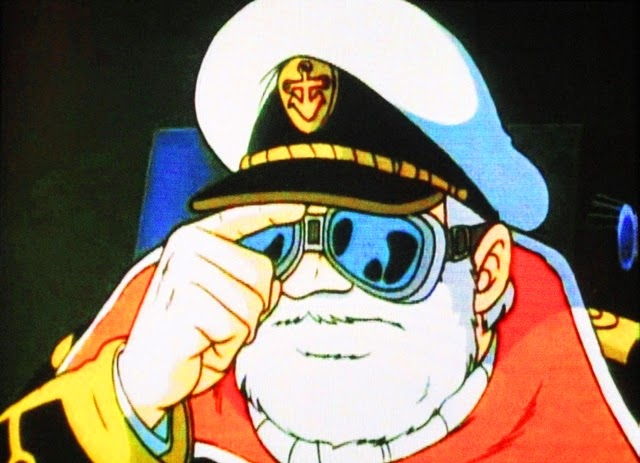 MUSINGS OF A SCI-FI FANATIC Star Blazers The Quest For Iscandar S1 Part I