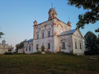 Запсілля. Свято-Троїцька церква