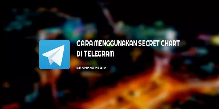 Cara Menggunakan Secret Chart Telegram