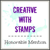 Creative with Stamps - Honourable Mentions