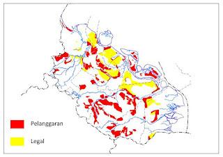 pelanggaran kawasan hutan lindung