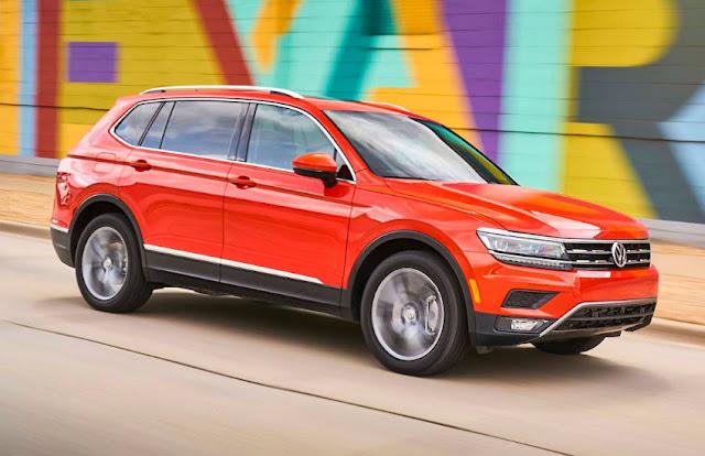 Обновленный Volkswagen Tiguan 2020, какие изменения нас ждут