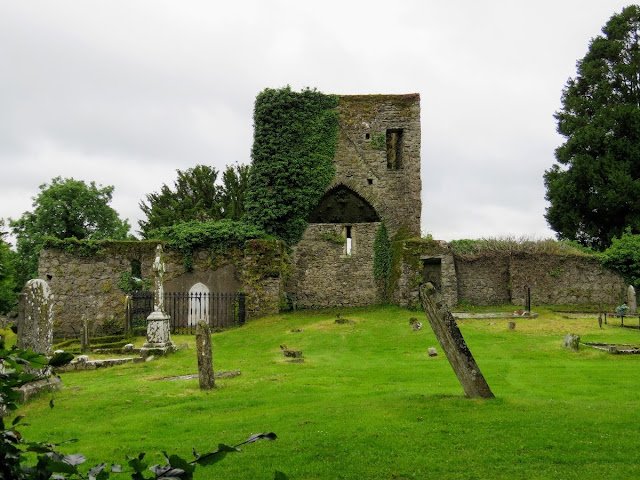 Things to do in Kildare: Visit the Black Abbey at the Irish National Stud and Gardens