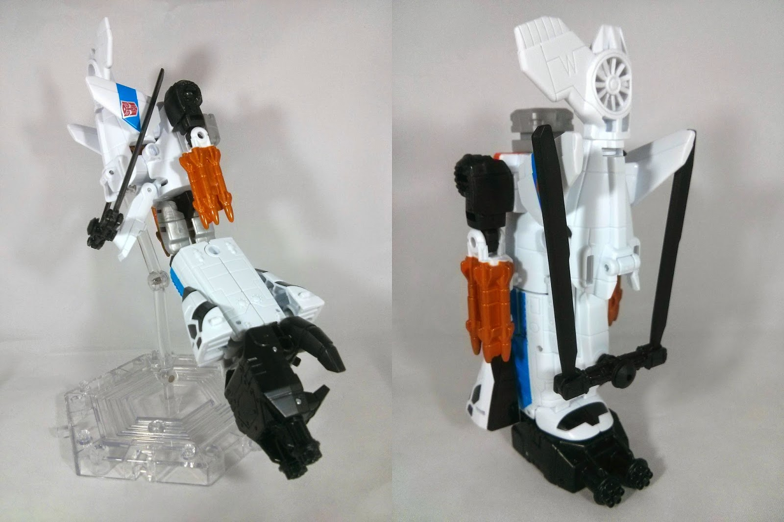 alpha bravos arm and leg modes