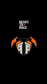 KTM READY TO RACE LOGO IMAGE 2020