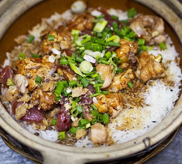 Resepi Nasi Ayam Claypot