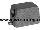 Sibas Connector Hoods HB.24.STS-GR.1.21