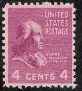 James Madison Scott 808