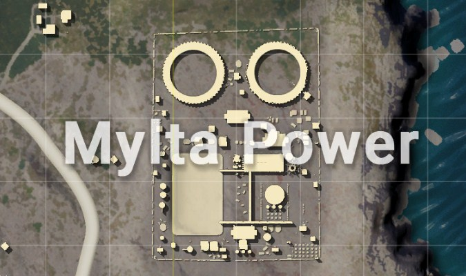 PUBG Mobile Pet Companion - Mylta Power