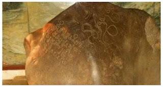 prasasti pasir awi peninggalan kerajaan tarumanegara