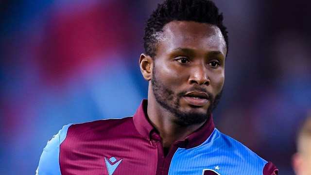 Trabzonspor slam Mikel for being selfish