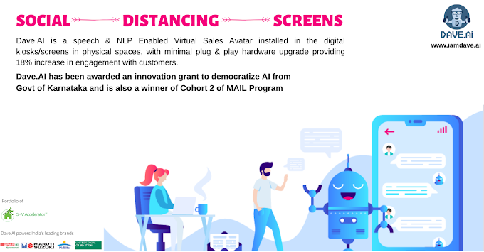 With Social Distancing & Rapid adoption of AI in digital signage, Touch Free Interactivity in digital kiosks could be the new norm.
