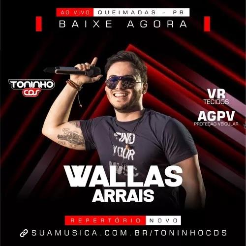 Wallas Arrais - Queimadas - PB - Dezembro - 2019