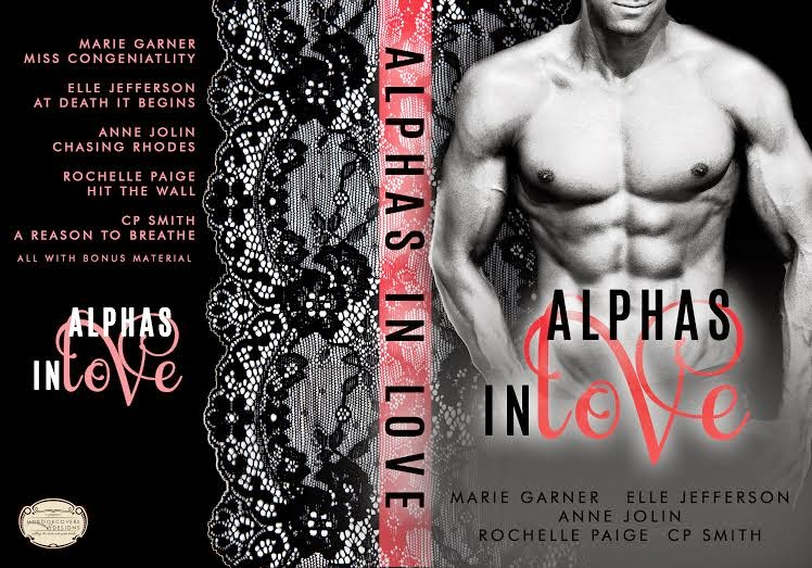 Cover Reveal: Alphas in Love