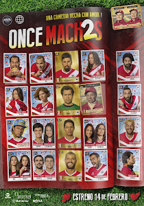 Once Machos 2