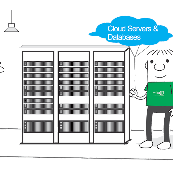 Cloud Servers & Databases