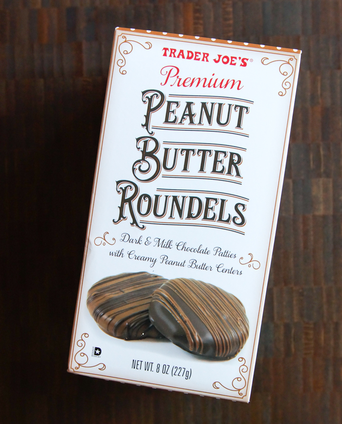 Trader Joe's Peanut Butter Roundels review