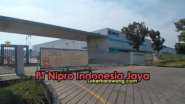 Lowongan Kerja PT. Nipro Indonesia Jaya Karawang