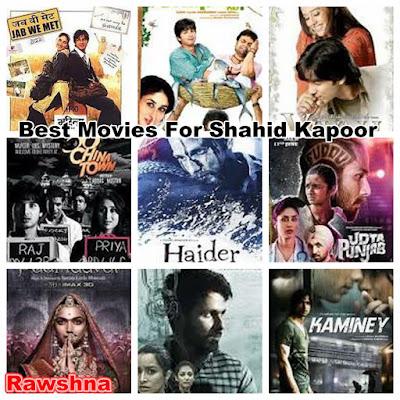 افضل افلام شاهد كابور على الاطلاق معلومات عن شاهد كابور | Shahid Kapoor قائمة افضل 10 أفلام شاهد كابور على الاطلاق