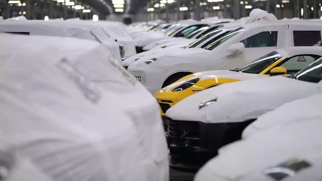 Producción de autos en México tiene su peor noviembre en 16 años