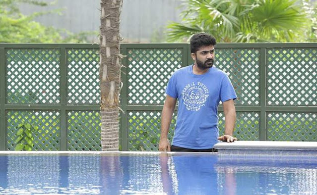 Simbu 'Maanaadu' shooting stills at Pondicherry