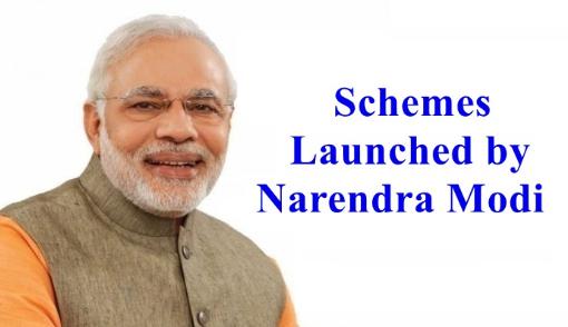 modi-govt-schemes-list