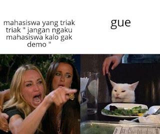 Kumpulan Meme Tregedi Demo 24 September