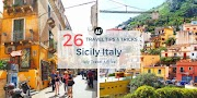 26 useful Sicily travel tips and tricks | Italy travel advice | wayamaya