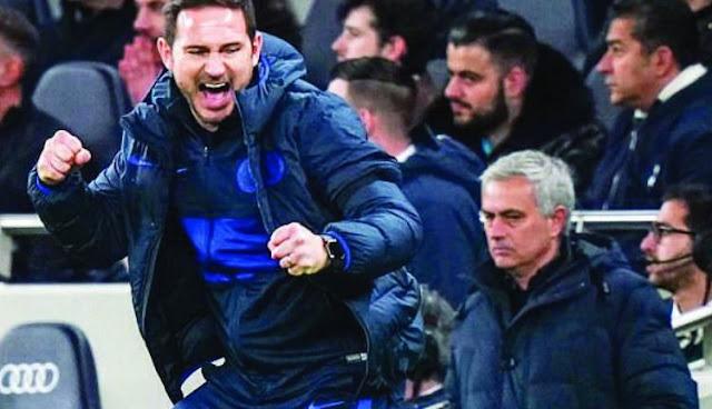 Oliseh: Chelsea better against Tottenham