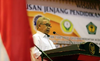 Kabar Duka Dari Abua Zaini untuk Guru Kontrak di Aceh