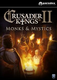 Download Game Crusader Kings II Monks and Mystics PC Gratis