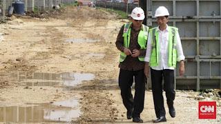 Jokowi: Ahok Kandidat Kepala Badan Otorita Ibu Kota Baru