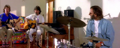 Paulo, George, Ringo juntos, 1994