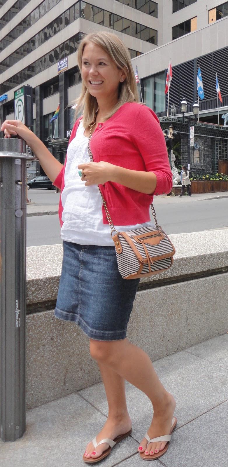 Chic clic : Anne-Marie – centre-ville de Montréal