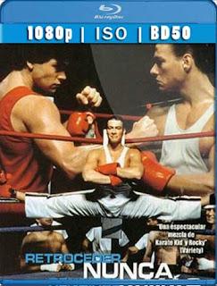 Retroceder Nunca Rendirse Jamas (1986) BD50 [1080p] Latino [GoogleDrive] SilvestreHD