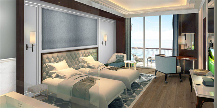 FLC Hạ Long - phòng Grand Suite Golf View 01