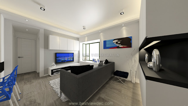 東港城客廳室內設計,計EAST POINT CITY living room interior design