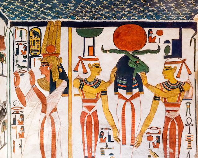 Valle de las Reinas, Luxor