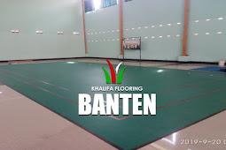 Jual Karpet Badminton Banten BWF