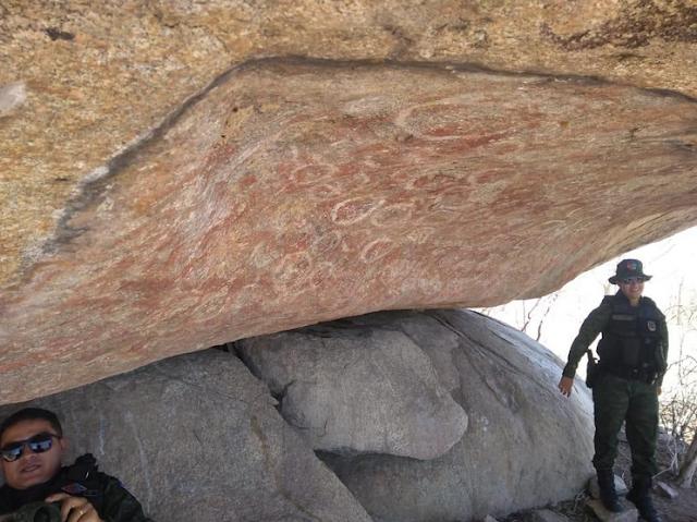 Novos sítios arqueológicos são descobertos em Poço das Trincheiras e Senador Rui Palmeira