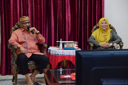 Rusli Habibie Minta Abdul Ghani Kasuba Bantu Warganya di Ternate