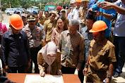North Luwu Regent Inaugurates Palm Oil Mill