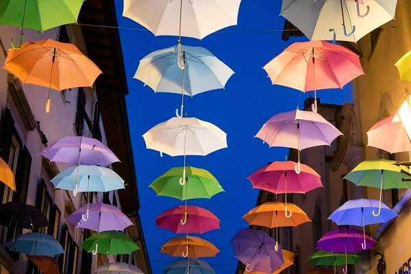 The Umbrella Man of India: How a Mumbaikar made a fortune just by selling umbrellas?