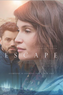 The Escape 2017 DVD R1 NTSC Sub