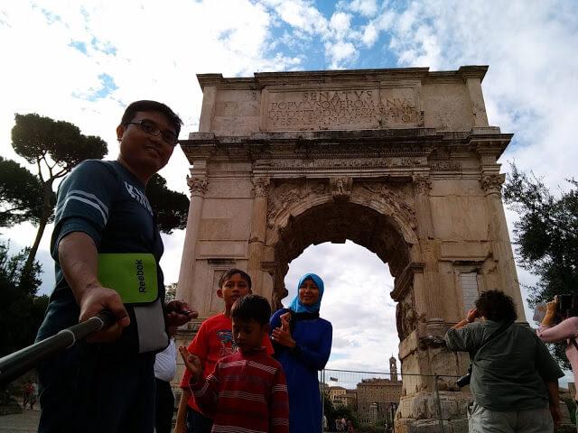Wisata di Roma