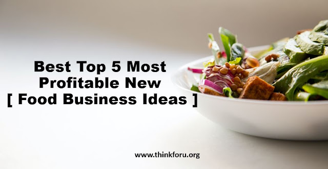 Cover Pic of  [ Food Business Ideas ]