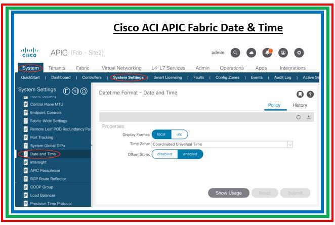 Part 4: How to Verify Cisco ACI Pod Date and Time