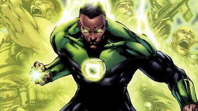 Zack Snyder Reveals The DCEU look For Green Lantern John Stuart